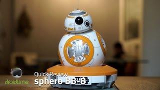 Sphero BB 8 - Robot Pintar Star Wars dengan Kendali Smartphone