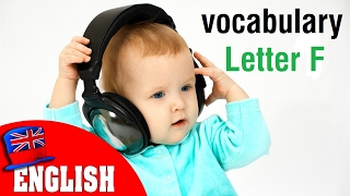 English vocabulary: Hello Channel F