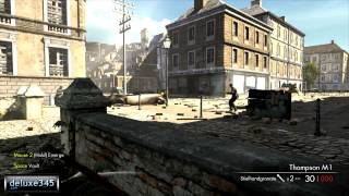 Sniper Elite V2 Gameplay (PC HD)