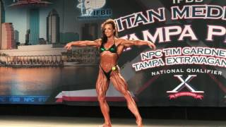 Sheila Bleck at the 2017 Tampa Pro!