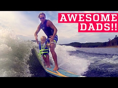 PEOPLE ARE AWESOME Awesome Dads & Kids Edition ft. OneRepublic Father s Day