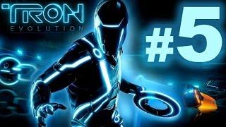 TRON: Evolution - Capítulo 3: Arjia - En Difícil y español - Parte 5