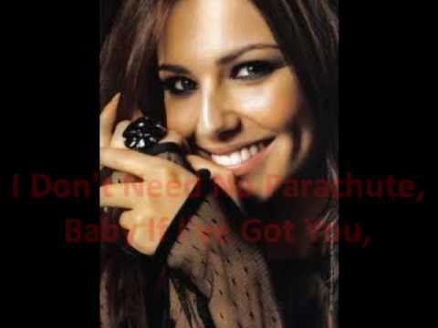 Cheryl Cole Parachute Official Lyrics