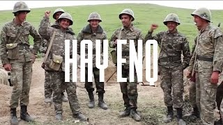 Silva Hakobyan-Hay Enq (Հայ ենք) [HD 2016]