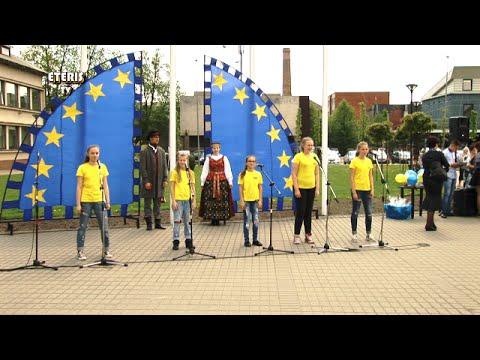ETERIS TV 2016.05.10 Gegužės 9d. Prienuose paminėta Europos diena
