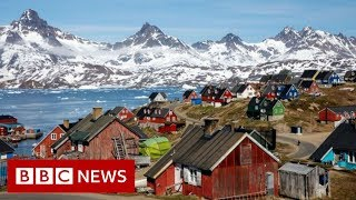 Trump cancels Denmark visit amid spat over sale of Greenland - BBC News