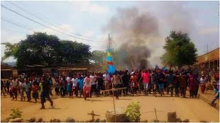 Protests erupt in Congo over presidential election delays - babanews