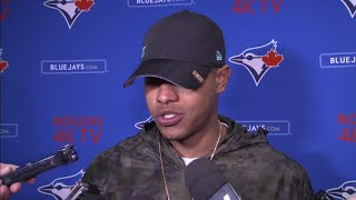 "Stroman hopes blister issue ""is figured out going forward"""
