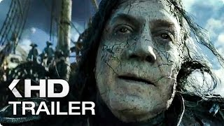PIRATES OF THE CARIBBEAN: Dead Men Tell No Tales NEW TV Spot & Trailer (2017)