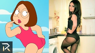 10 Awkward Cartoon Characters Voiced By Hot Actors