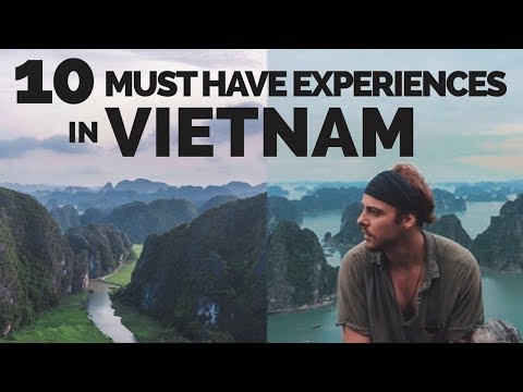 10 Incredible Things to Do in Vietnam 🇻🇳 Hidden Gems