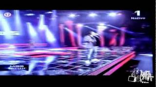 Rytmus feat. Mad Skill - Technotronic flow - Miss Universe 2011 Live.flv