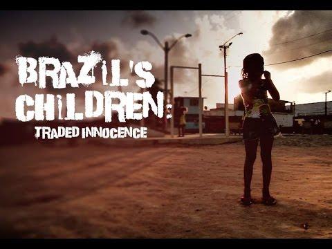 Sky News Investigates The Brazil Sex Trade Selling Children For 80p