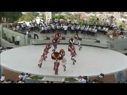 Danza de la Pluma Cuilapan de Guerrero Guelaguetza 2013