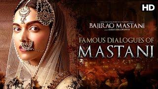Deepika Padukone's Best Dialogues | Bajirao Mastani