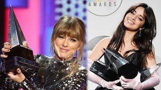 2018 American Music Awards Winners Recap