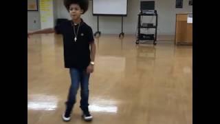 Jeremih oui dance