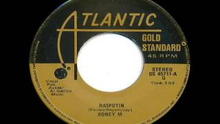 Boney M - Rasputin (1978)