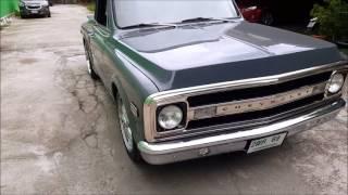 Chevy c10 1969