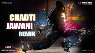 Chadti Jawani Club Remix - DRG  |  Burning Deckz Volume 4