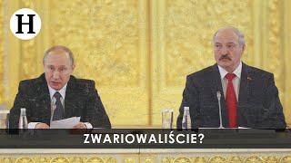 Putin, Łukaszenko besztają urzędników. Styl rządzenia na wschodzie