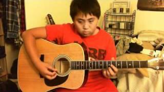 Sleepwalk (acoustic guitar cover)
