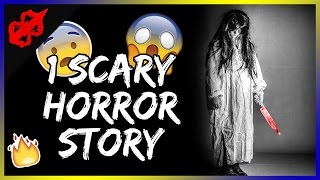 1 True Scary Horror Story - Creepy Text Messages