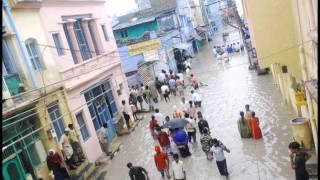 kurnool floods video