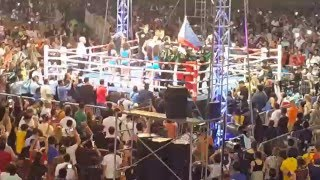THE TIME HAS COME ( Donaire Vs. Bedak ) @ Much More Fun in Cebu Philippines
