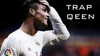 Cristiano Ronaldo ► New season ft. Trap Queen | 2015-16 HD