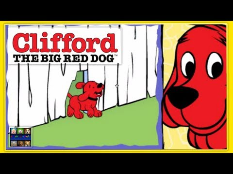 Clifford Big Red Dog Big and Small