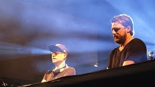 Solomun & H.O.S.H.   Diynamic Festival, Amsterdamse Bos DJ Set   DanceTrippin