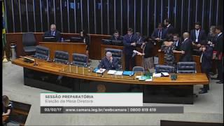 PLENÁRIO - Sessão Preparatória - Eleição - 02/02/2017 - 09:00