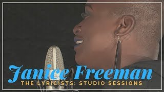 The Lyricists: Studio Sessions   Janice Freeman -