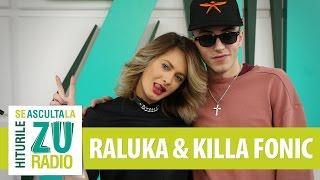 Raluka feat. Killa Fonic - Dulce Otrava (Live la Radio ZU)