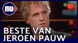 Jeroen Pauw stopt met talkshow: Dit zijn de meest besproken momenten