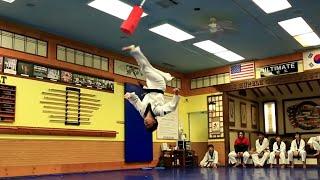 Incredible Taekwondo Skills