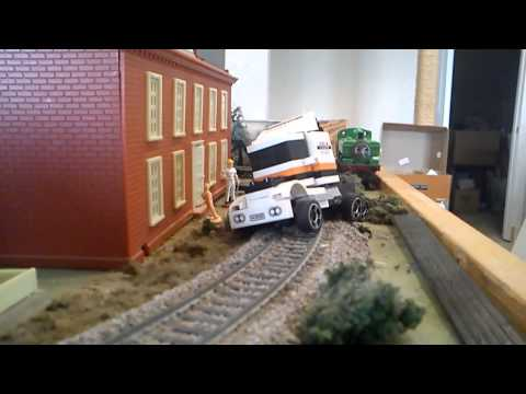 Ho train crash stories 2