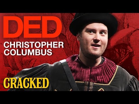 Xxx Mp4 DED Talks Why Christopher Columbus Was History S Biggest Dick 3gp Sex