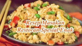 Resep Masakan Restoran Spesial Enak