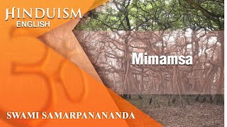 Hinduism (English) 31 – Philosophy – Mimamsa – The Reflective