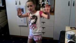 maddi dances to lmfao sexy and i know it