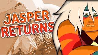 JASPER RETURNS! Steven Universe Season 6 News & Speculation