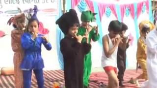 Rajvi School Palanpur Republic Day Jungle Jungle Baat Chali Hai Dance Performance 2017