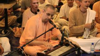 June 18, 2011 - Moscow Festival - Niranjana Swami Kirtan