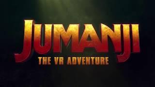 Jumanji: A VR Adventure Full Trailer (MPC VR) - Vive