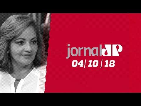 Jornal Jovem Pan  - 04/10/18