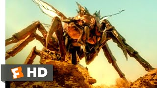 It Came From the Desert (2017) - Ants vs. Heavy Artillery Scene (8/10) | Movieclips