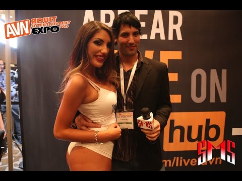 Xxx Mp4 August Ames Tells Favorite Position And Shows Tattoos AVN 2015 3gp Sex