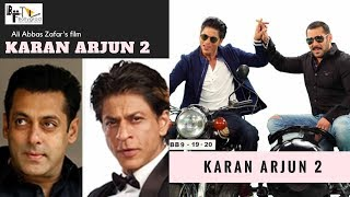 101 Interesting Facts | Karan Arjun 2 | Salman khan |  Shah Rukh Khan | Ali Abbas Zafar
